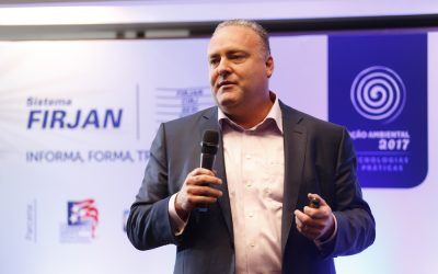 Richard Allred Addresses Clean Water Concerns at National Conference in Brazil